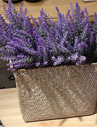 1 Branch Lavender Home Decoration Photo Props Artificial Flowers