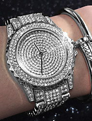 Women's Kid's Fashion Watch Bracelet Watch Unique Creative Watch Casual Watch Simulated Diamond Watch Pave Watch Chinese Quartz Water