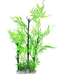 Aquarium Decoration Plants Plastic
