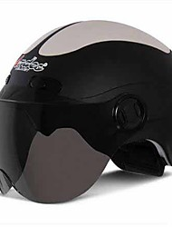Andes HELMET  X-368 Motorcycle Helmet Electric Car Helmet Men And Women Summer Four Seasons Half Helmet Half-Cover Helmet Sunscreen Helmets