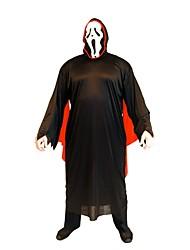 Costumes de Cosplay Squelette/Crâne Zombie Cosplay Fête / Célébration Déguisement d'Halloween Rétro Collant Masque Halloween Carnaval