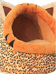 Cachorro Camas Animais de Estimação Capachos e Alcochoadas Leopardo Leopardo