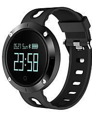 Women's Men' Blood Pressure Heart Rate Monitor Bluetooth smartband Color LCD Alert Smart Band Fitness Tracker Activity Sport Smart Bracelet