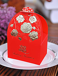 100 1 Favor Holder-Others Card Paper Pearl Paper Favor Boxes Gift Boxes