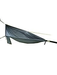 Hamaca para camping Resistente a los UV Plegable Tejido Oxford para Camping Camping / Senderismo / Cuevas Al Aire Libre