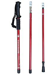 3 Nordic Walking Poles 135cm Simple Durable Aluminum Alloy 6061 Camping & Hiking Outdoor Exercise Outdoor