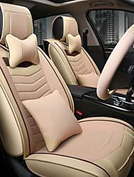 Il nuovo sedile in pelle in pelle sedile cuscino sede sedile quattro stagioni generali circondato da uno schienale poggiatesta da 5 posti