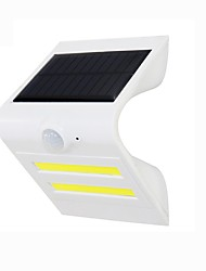 GS-BD-1.5Wb 2 COB LED Solar Garden Light Solar Outdoor Wall Light Solar LED Garden Wall Light Light Control Infrared Sensor