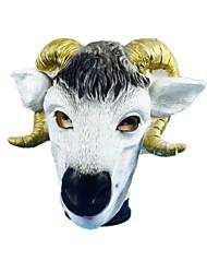 Artigos de Halloween Baile de Máscara Animal Monstros Fantasias Festival/Celebração Trajes da Noite das Bruxas Vintage MáscarasDia Das