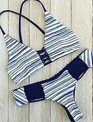Da donna Bikini A righe