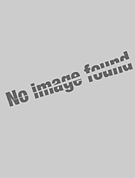 Modern Light Ciondolo in vetro blu rotondo Bubble design