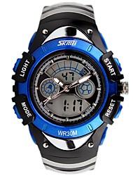 YY SKMEI 1032 Men's Woman Watch Outdoor Sports Multi - Function Watch Waterproof Sports Electronic Watches 30 Meters Waterproof