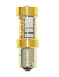Sencart 1pcs 1156 ba15s p21w lampe clignotante led lumière de signalisation de voiture ampoules de lumière de secours (blanc / rouge /