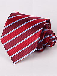 Men's Business Jacquard Striped Tie