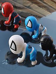 DIY автомобильных украшений паук xia куклы руку, чтобы сделать кулон автомобиля&Украшения пластиковые