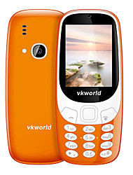 vkworld Z3310 ≤3 Zoll Handy ( 32MB + Andere 2 MP Andere 1450 )
