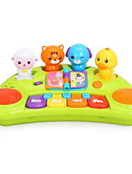 Toy Instruments Square Musical Instruments Animal Plastics Hard plastic
