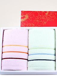 Полотенца для мытья,В полоску Высокое качество 100%хлопок Supima Полотенце