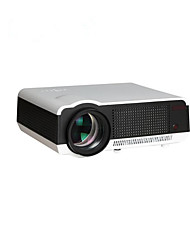 LCD WXGA (1280x800) Projecteur,LED 2800 Lumens HD Projecteur
