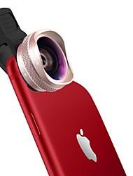 Escludere le lenti della fotocamera smartphone 4k hd grandangolo 15x macro obiettivo cpl per ipod iphone huawei xiaomi samsung