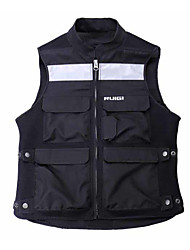 RUIGI Motorcycle Reflective Vest Knight Riding Reflective Clothing Security Warning Uniform Service Uniform