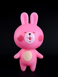 Saco / telefone / chaveiro charme urso bonito brinquedo cartoon pvc