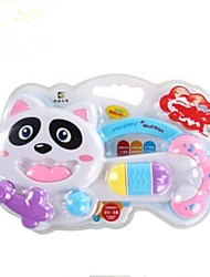 Children's intelligence touch the guitar baby enlightenment early childhood practice musical instruments