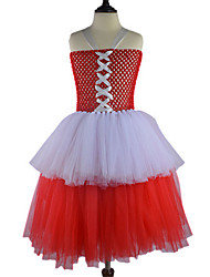Cosplay Costumes Masquerade Princess Fairytale Cosplay Festival/Holiday Halloween Costumes Vintage Others Dresses Halloween CarnivalKids