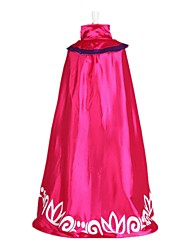Mantello Da principessa Fiabe Cosplay Feste/vacanze Costumi Halloween Vintage Mantello Halloween Carnevale Da ragazza Terylene