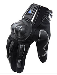 Motorcycle Gloves Summer Four Seasons Street Car Racing Gloves Male Riding Anti - Fall Gloves Off - Road