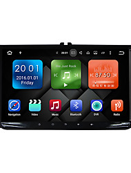 9 polegadas quad core android 6.0 carro multimídia gps sistema de jogador 2gb ram wifi&3g ex-tv dab para vw magotan 2007-2011 golf 5/6