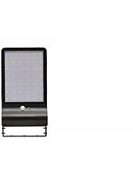 ST-1920 42LED Lamp Beads Solar Human Body Sensor Lights Integrated Street Lamp Solar Outdoor Wall Lamp LED Home Garden Solar Lights