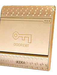 Access Door Button Push Button Gold Button Access Key Switch Door Switch