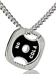 Lureme® Women's Men's Pendant Necklaces Jewelry Geometric Alloy Gothic Oversized Vintage Punk Magnetic Therapy Hip-Hop Personalized Rock Luxury