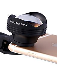 Voliee Handy Objektiv 3x reiben von 230 Fisch Augen 0,45x Weitwinkel 20x Makro cpl externe Linse
