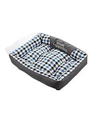 Собака Кровати Животные Коврики и подушки Красный Синий