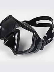 Masques de plongée Masque de Snorkeling Portable Imperméable Plongée & Masque et tuba Silikon