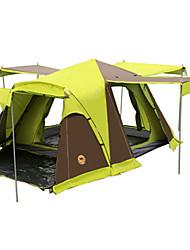 CAMEL 3-4 человека Световой тент Двойная Палатка Двухкомнатная Складной тент Хорошая вентиляция Водонепроницаемость Защита от пыли