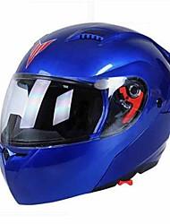 Y-908 Motorcycle Helmet Full-Cover Electric Vehicle Winter Style Anti-Fog Helmet Helmet Two-Lens Coat Helmet