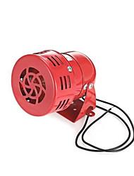 Ms - 190 ac 220v 114db mini sirena de motor buzzer raid de aire alarma industrial sonido cuerno
