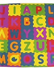 Jigsaw Puzzles Logic & Puzzle Toys Building Blocks DIY Toys Square Letter EVA Foam Rubber