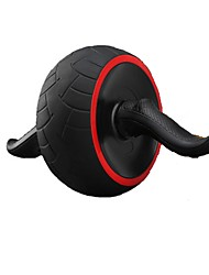 Ab Wheels & Rollers Exercise & Fitness Form Fit Simple Durable Life Rubber Steel Alloy-