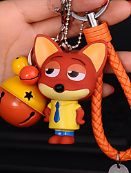 Bag / Phone / Keychain Charm Cartoon Toy Phone Strap PVC