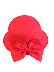 Для женщин Шапки Цветы Панама Федора,Весна/осень Зима Вискоза Пэчворк Цветочный