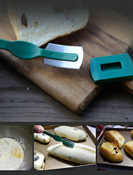 Arc Bread Cutter Baguette The Package Cut Cut Knife With Cover Green