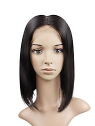 Parrucche dei capelli umani frontali del merletto di qualità 8a capelli diritti per la donna 130% densità parrucca brasiliana dei capelli