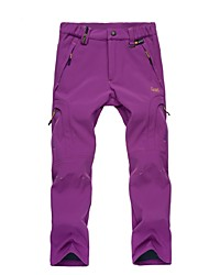 Damen Windundurchlässig tragbar Atmungsaktivität Dehnbar Hosen/Regenhose für Jagd Wandern Klettern Camping Schnee Sport M L XL XXL XXXL
