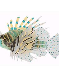 Decorazioni Acquario Pesce finto Silicone