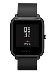 xiaomi huami amazfit bip smart watch bip gps gloness частота сердечных сокращений 45 дней в режиме ожидания