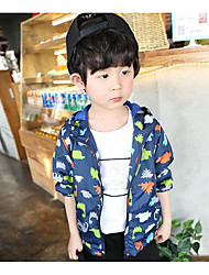 Boys' Print Jacket & Coat